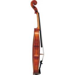 Violon acoustique Yamaha 4/4. Vue sur le côté droit