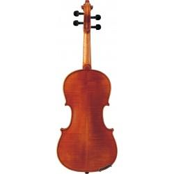 Violon acoustique Yamaha 4/4. Vue de dos
