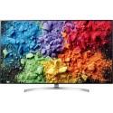 TV LG 4K 139cm en location