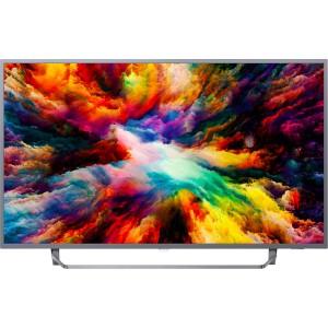 TV Philips 4K 108cm en location