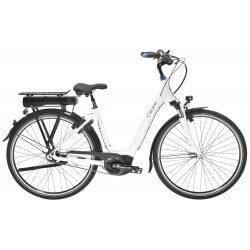 Vélo électrique GITANE E-Salsa Yamaha N7 Blanc