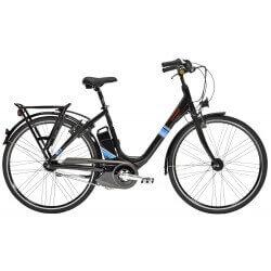 """Vélo électrique GITANE Real E-bike 28"""" Nexus 7 de couleur Noir - 208Wh"""