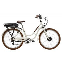 vélo de ville électrique Gitane E-Zumba crème