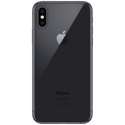 iphone xs noir neuf vue de dos