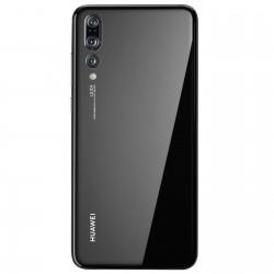 Smartphone Huawei P20 Pro. Vue de dos couleur noire