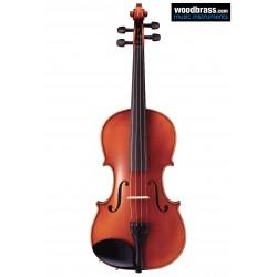 Violon acoustique Yamaha 3/4. Vue de face
