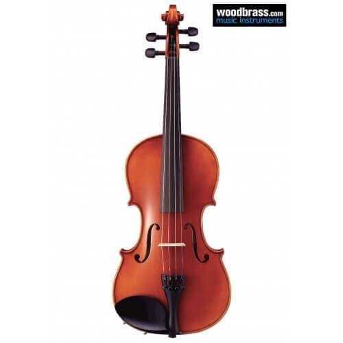 Violon acoustique Yamaha 4/4. Vue de face