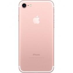 iphone 7 or rose reconditionné vue de dos
