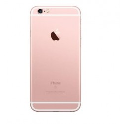 iPhone 6S Plus or rose reconditionné vue de dos