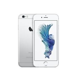 iPhone 6 argent reconditionné vue de face et de dos