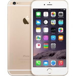 iPhone 6 plus or reconditionné vue de face et de dos