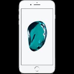 iPhone 7 Gris Sidéral Face