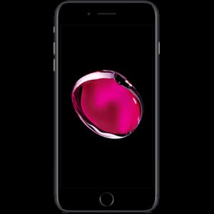 iPhone 7 Plus Noir Face