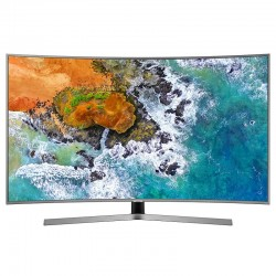 TV Samsung 4K incurvée 165cm en location