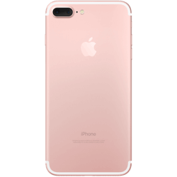 iPhone 7 Plus Or Rose Dos