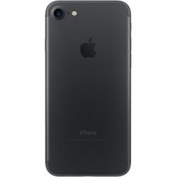 iPhone 7 Noir Dos