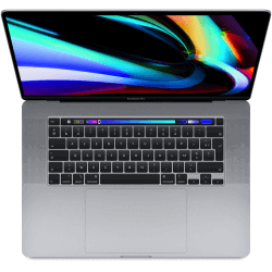 APPLE MacBook Pro 16' 2020 - i7 - 2,6Ghz en location sur UZ'it