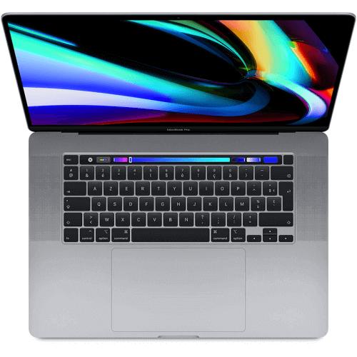 APPLE MacBook Pro 16' 2020 - i7- 2,6Ghz en location sur UZ'it