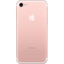 iPhone 7 Or Rose Dos