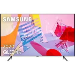 "SAMSUNG TV QLED 4K 55"" -..."