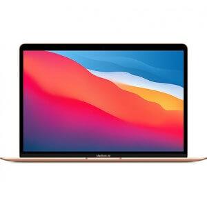 """APPLE MacBook Air 2020 Or 13"""" Puce Apple M1 CPU 8 cœurs GPU 7 cœurs en location pas cher avec Uz""""it"""