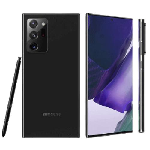 Smartphone SAMSUNG Galaxy Note 20 Ultra 5G en location pas cher Mystic Black