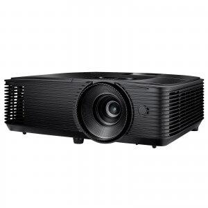 Optoma HD146X Noir Vidéoprojecteur Full HD 1080p en Location sur Uzit Direct