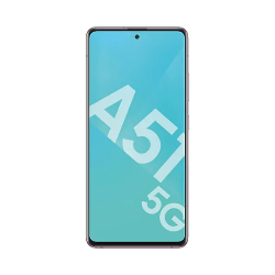 Le Galaxy A51 5G en location avec Uz'it !