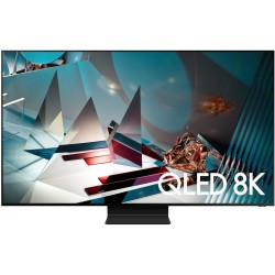 TV LED SAMSUNG QE75Q800T QLED 8K en location sur Uzit Direct