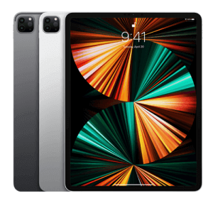 "iPad Pro 12,9"" Wifi + Cellular 2021 en location avec UZ'it !"
