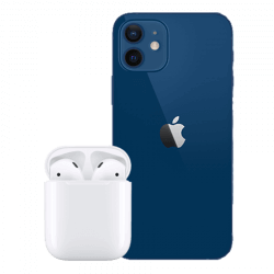 Location APPLE iPhone 12 + AirPods