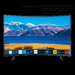 "Location SAMSUNG TV 4K  incurvé 55""..."