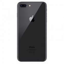 IPhone 8 Plus gris sidéral reconditionné vue de dos