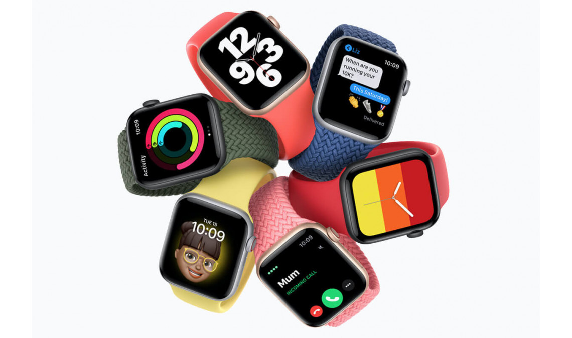 La nouvelle Apple Watch Serie 6