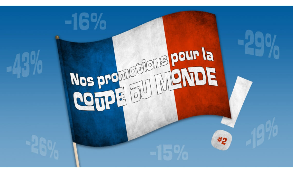 Promotion Coupe du Monde